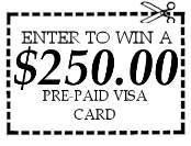 CR Roofing and Eavestroughing | Enter to Win a $250 Pre-Paid Visa Card | 403-671-1809